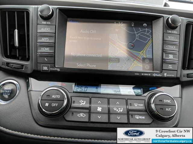 2017 Toyota RAV4 AWD Limited  - $195 B/W