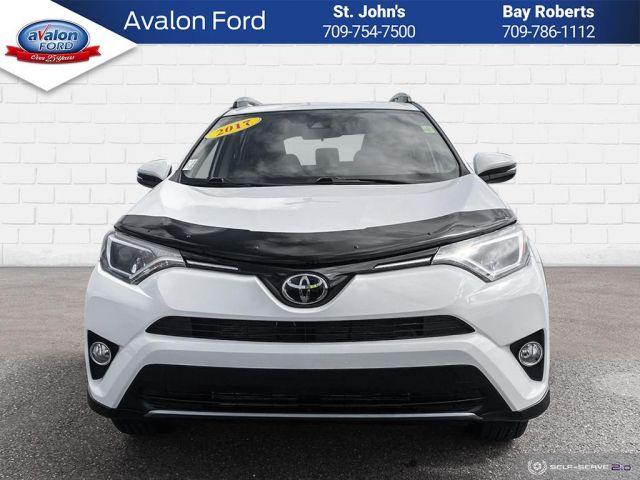 2017 Toyota RAV4 AWD XLE