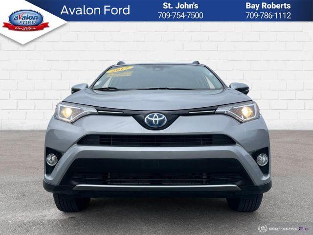 2017 Toyota RAV4 Hybrid LE+