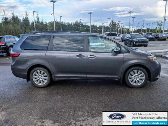 2017 Toyota Sienna XLE AWD 7-Passenger  |ASK ABOUT NO PAYMENTS FOR 120 DAYS OAC