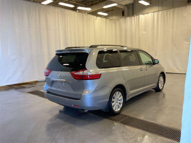 2017 Toyota Sienna Limited AWD 7-Passenger  |ALBERTA'S #1 PREMIUM PRE-OWNED SELECTI