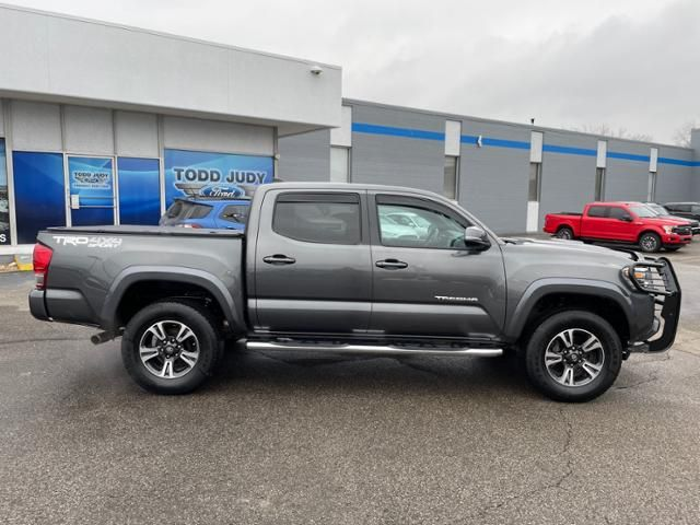 2017 Toyota Tacoma TRD Sport Double Cab 5 Bed V6 4x4