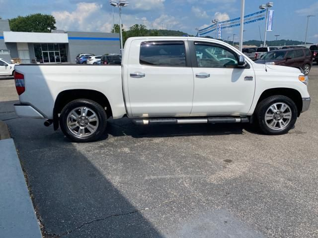 2017 Toyota Tundra 1794 Edition CrewMax 5.5 Bed 5.7L