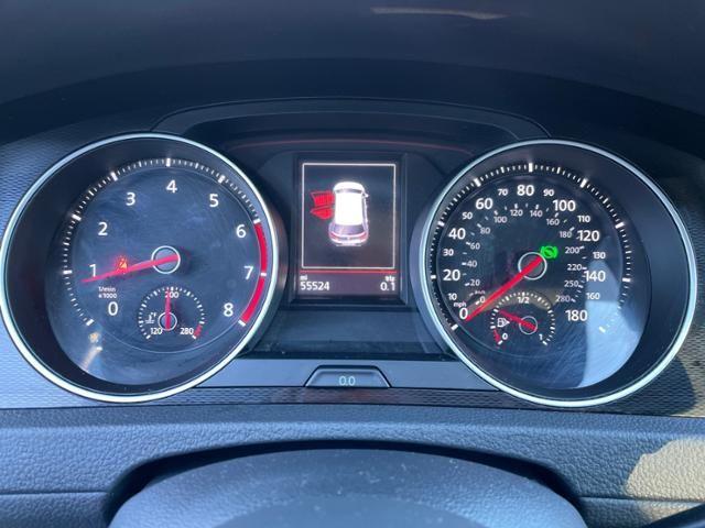 2017 Volkswagen Golf GTI 2.0T 4-Door SE DSG
