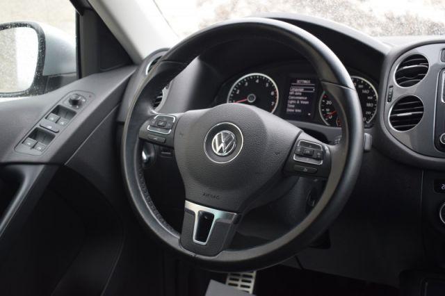 2017 Volkswagen Tiguan Wolfsburg Edition  | AWD | LEATHER |