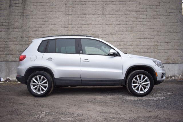 2017 Volkswagen Tiguan Wolfsburg Edition    AWD   LEATHER  