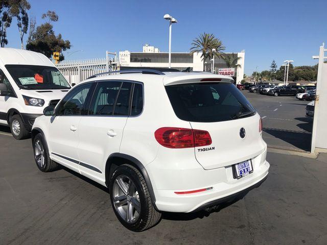 2017 Volkswagen Tiguan 2.0T Sport FWD