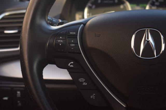 2018 Acura RDX Tech AWD  - Navigation -  Sunroof