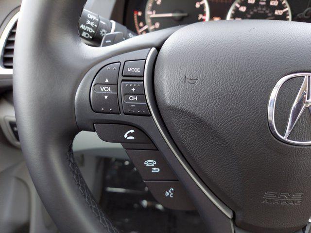 2018 Acura RDX with Advance Pkg