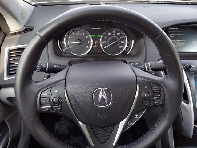 2018 Acura TLX 4DR SDN FWD