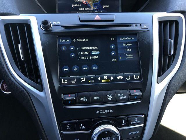 2018 Acura TLX 3.5L FWD w/A-SPEC Pkg