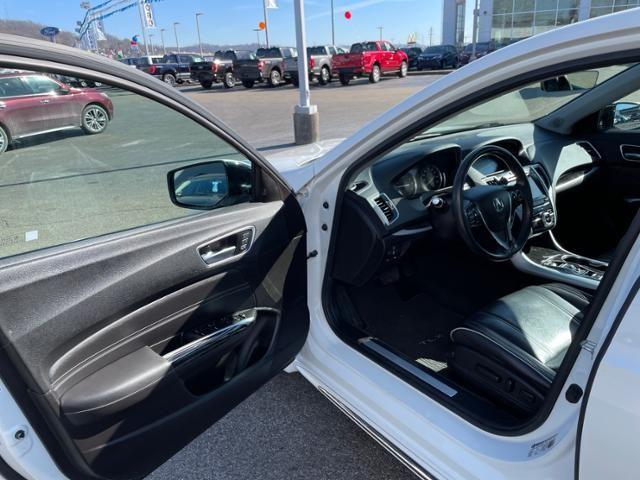 2018 Acura TLX 3.5L SH-AWD w/Technology Pkg