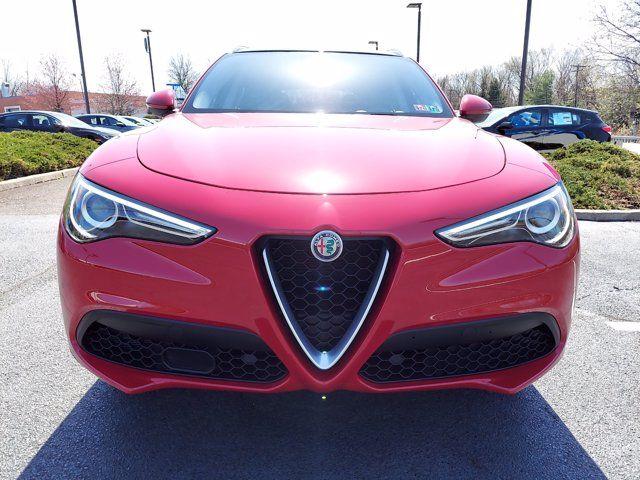 2018 Alfa Romeo Stelvio 4DR SUV AWD