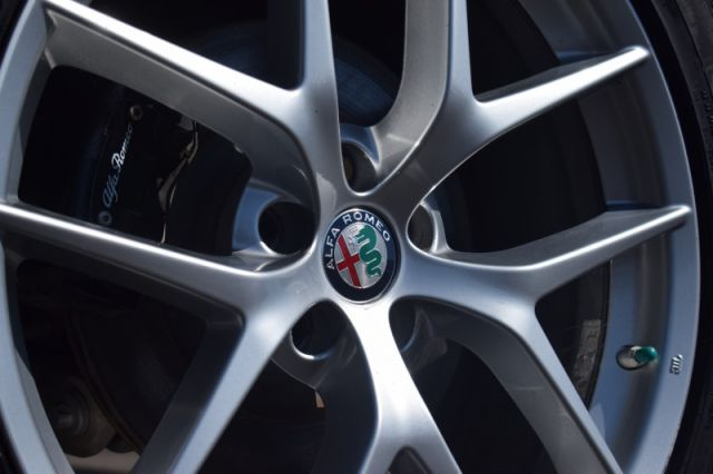 2018 Alfa Romeo Stelvio Ti AWD  - Leather Seats