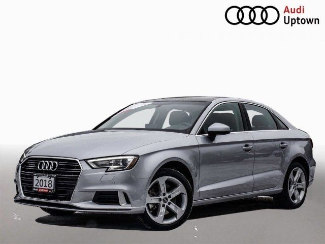 2018 Audi A3 Sedan For Sale In Markham Markham Area Dealership
