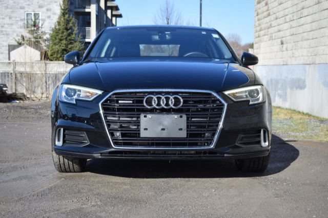 2018 Audi A3 Sedan 2.0 TFSI quattro Progressiv  | BACK UP CAM | NAV |