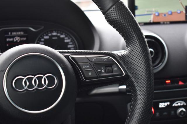 2018 Audi A3 Sedan 2.0 TFSI quattro Technik