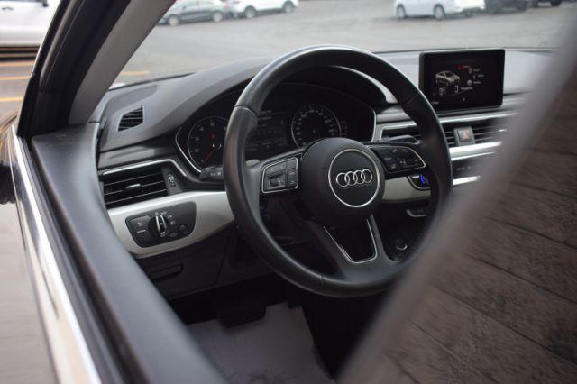 2018 Audi A4 Sedan 2.0 TFSI quattro Komfort