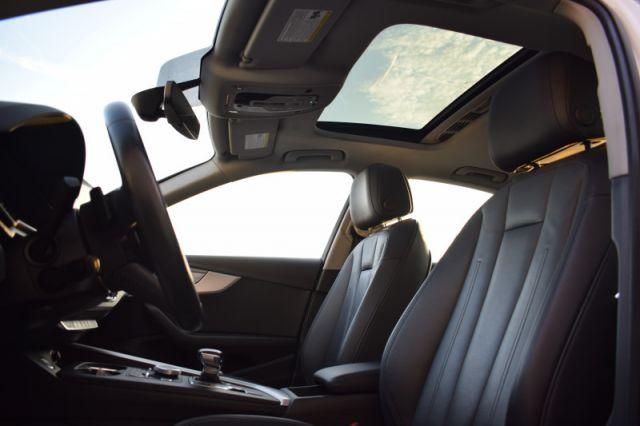 2018 Audi A4 Sedan 2.0 TFSI quattro Progressiv  | AWD