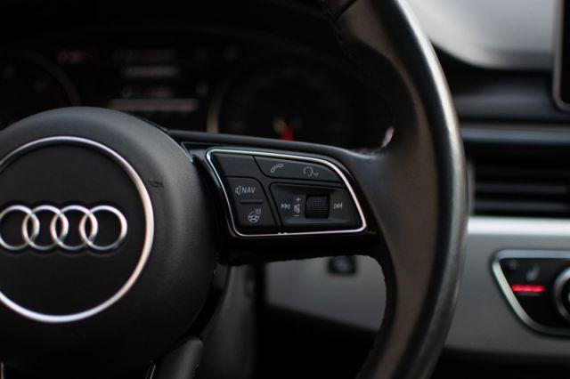 2018 Audi A4 Sedan 2.0 TFSI quattro Progressiv    AWD
