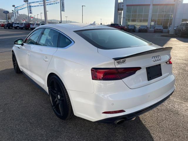 2018 Audi A5 Sportback 2.0 TFSI Premium Plus