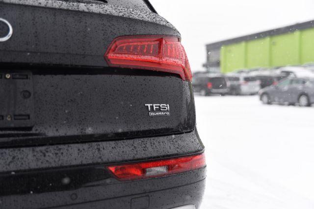 2018 Audi Q5 2.0 TFSI quattro Komfort  | AWD | LEATHER