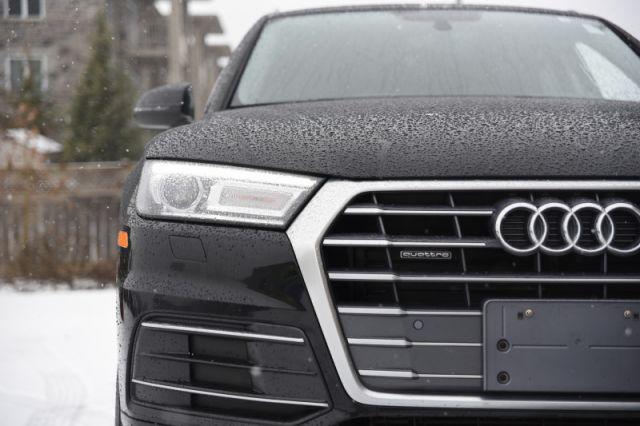 2018 Audi Q5 2.0 TFSI quattro Komfort  | AWD | LEATHER |