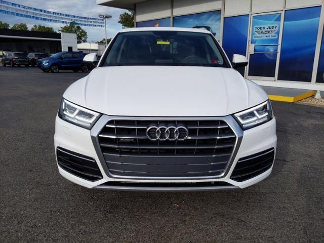 2018 Audi Q5 2.0 TFSI Premium Plus