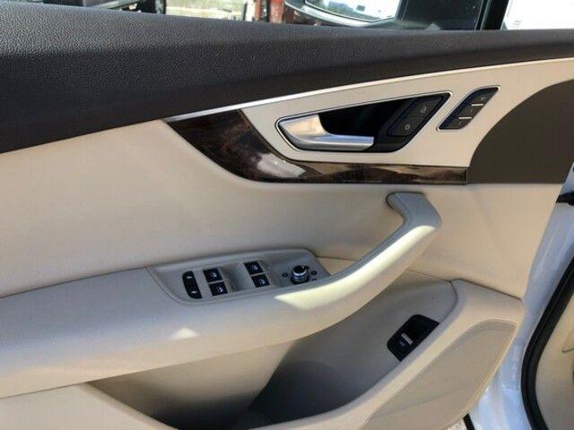 2018 Audi Q7 2.0 TFSI Premium