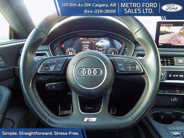 2018 Audi S5 Sportback 3.0 TFSI quattro Technik