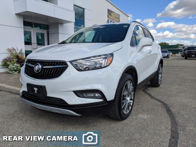 2018 Buick Encore Sport Touring  - Remote Start - Touch Screen