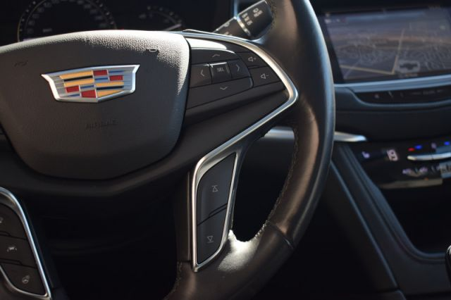 2018 Cadillac XT5 Luxury AWD  LEATHER | MOONROOF