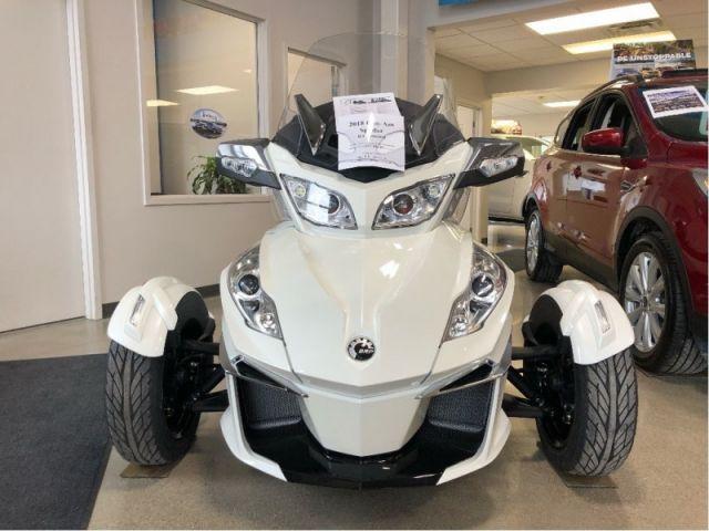 2018 Can-am Spyder Limited  - $169 B/W