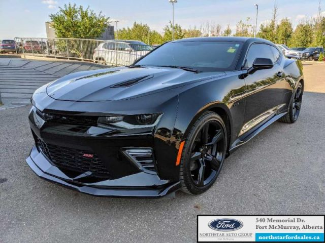 2018 Chevrolet Camaro 2SS  |ASK ABOUT NO PAYMENTS FOR 120 DAYS OAC