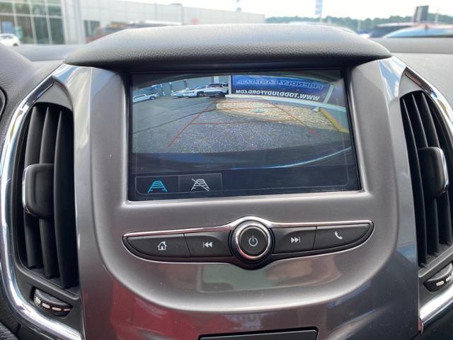 2018 Chevrolet Cruze 4dr Sdn 1.4L LT w/1SD