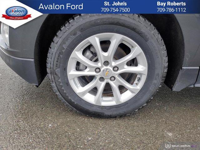 2018 Chevrolet Equinox AWD LT