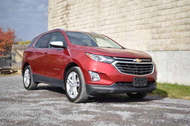 2018 Chevrolet Equinox Premier  - Leather Seats
