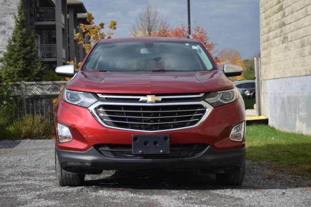 2018 Chevrolet Equinox Premier  AWD | LEATHER