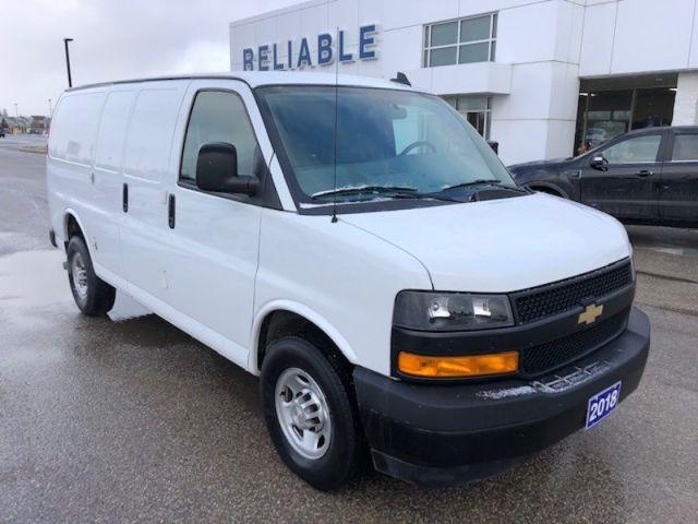 2018 Chevrolet Express Cargo Van 2500 RWD 135  - $195.42 B/W