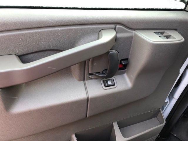 2018 Chevrolet Express Cargo Van 2500 RWD 135/Previous Daily Rental   - $196 B/W