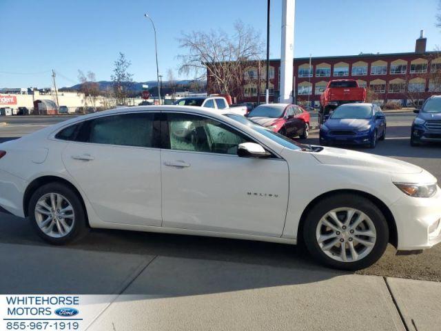 2018 Chevrolet Malibu LT  - Aluminum Wheels -  Bluetooth - $134 B/W