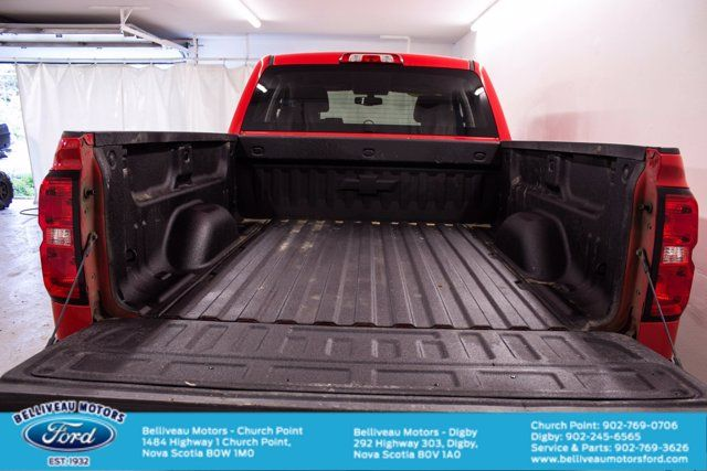 2018 Chevrolet Silverado 1500 Custom