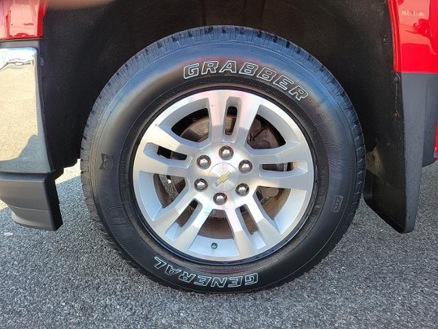 2018 Chevrolet Silverado 1500 4WD Double Cab 143.5 LT w/1LT
