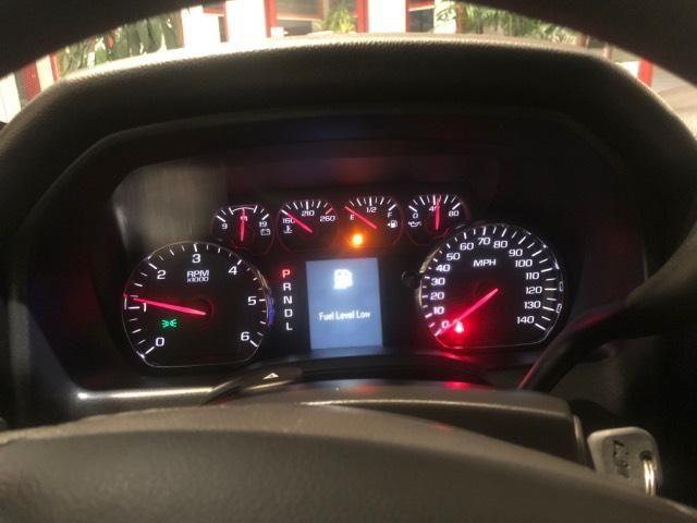 2018 Chevrolet Silverado 1500 2WD Crew Cab 143.5 Custom