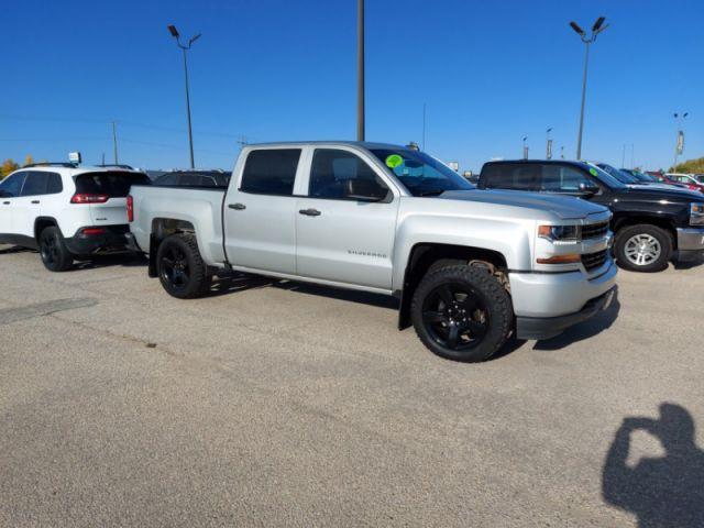 2018 Chevrolet Silverado 1500 Custom  - Aluminum Wheels