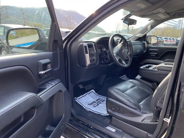 2018 Chevrolet Silverado 1500 4WD Crew Cab 153.0 LT w/2LT