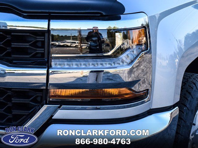 2018 Chevrolet Silverado 1500 LT