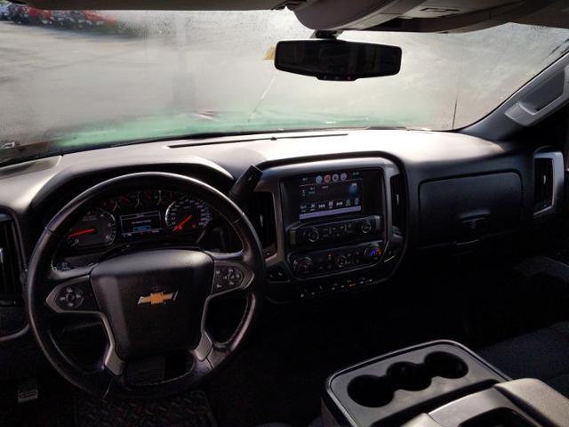 2018 Chevrolet Silverado 1500 4WD Crew Cab 143.5 LT w/2LT