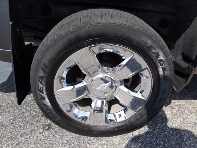 2018 Chevrolet Silverado 1500 4WD Crew Cab 143.5 LTZ w/1LZ
