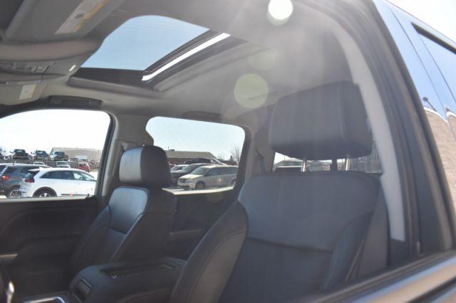 2018 Chevrolet Silverado 1500 LTZ  | SUNROOF | LEATHER | NAV |